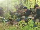 Civil War Combat, The Hornet's Nest at Shiloh