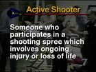 In the Line of Duty, Special Issue, Episode 1, Rapid Response to The Active Shooter