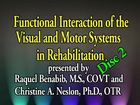 Functional Interaction of the Visual and Motor Systems in Rehabilitation: Part 3 & 4