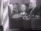 United News, Franklin D. Roosevelt Inauguration, January 20, 1945