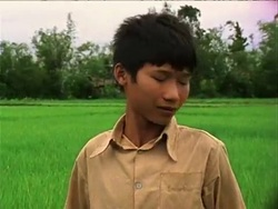 Interview with two young Vietnamese boys who witnessed attacks