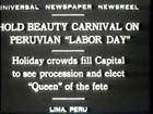 Universal Newsreels, Release 8, January 25, 1930