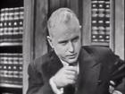 Chronoscope, Sen. Robert S. Kerr (D-OK) (1953)