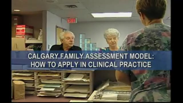 Calgary Family Assessment Model: How to Apply in Clinical Practice