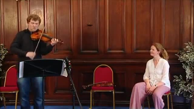 Rachel Podger: Bach Works for Solo Violin and Cello