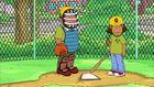Arthur, Season 16, Episode 07, Baseball Blues/Brain's Biggest Blunder