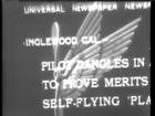 Universal Newsreels, Release 92, November 10, 1932